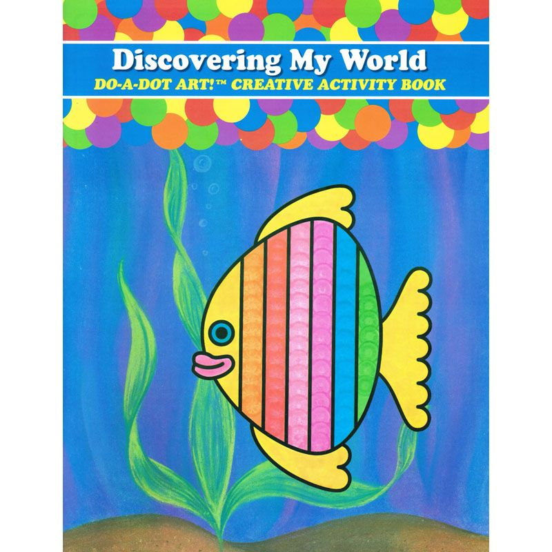 Discovering My World Act Book