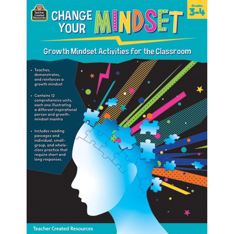 Growth Mindset For Classroom Gr 3-4