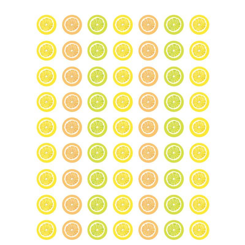 Lemon Zest Mini Stickers