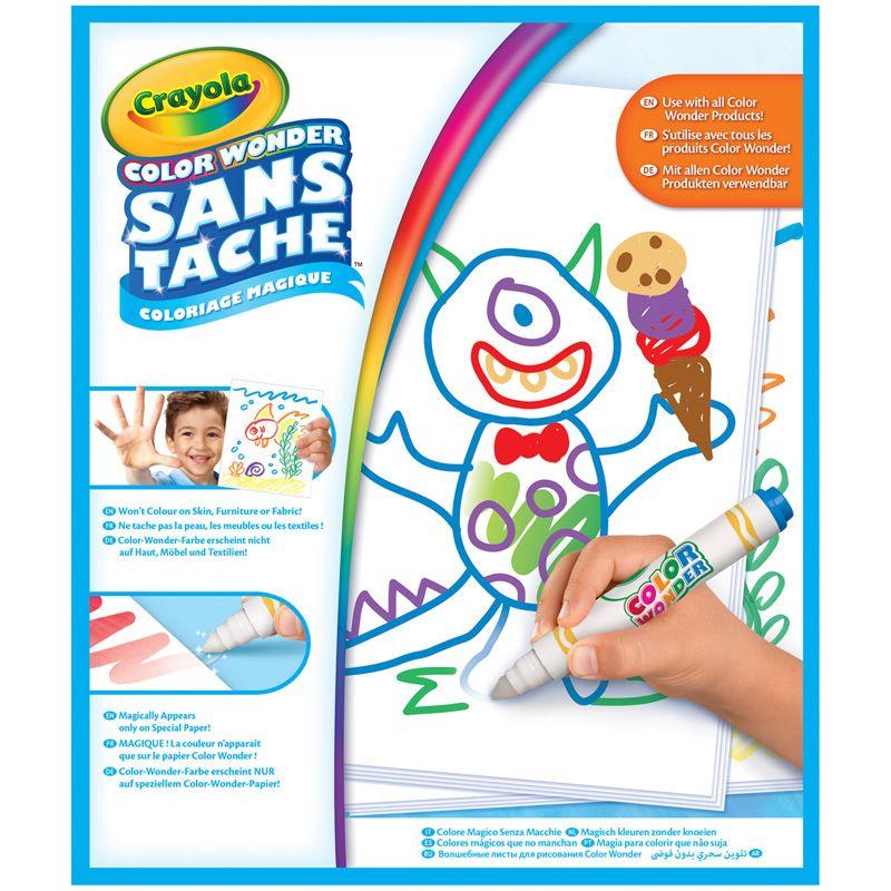 Crayola Color Wonder Coloring Pad