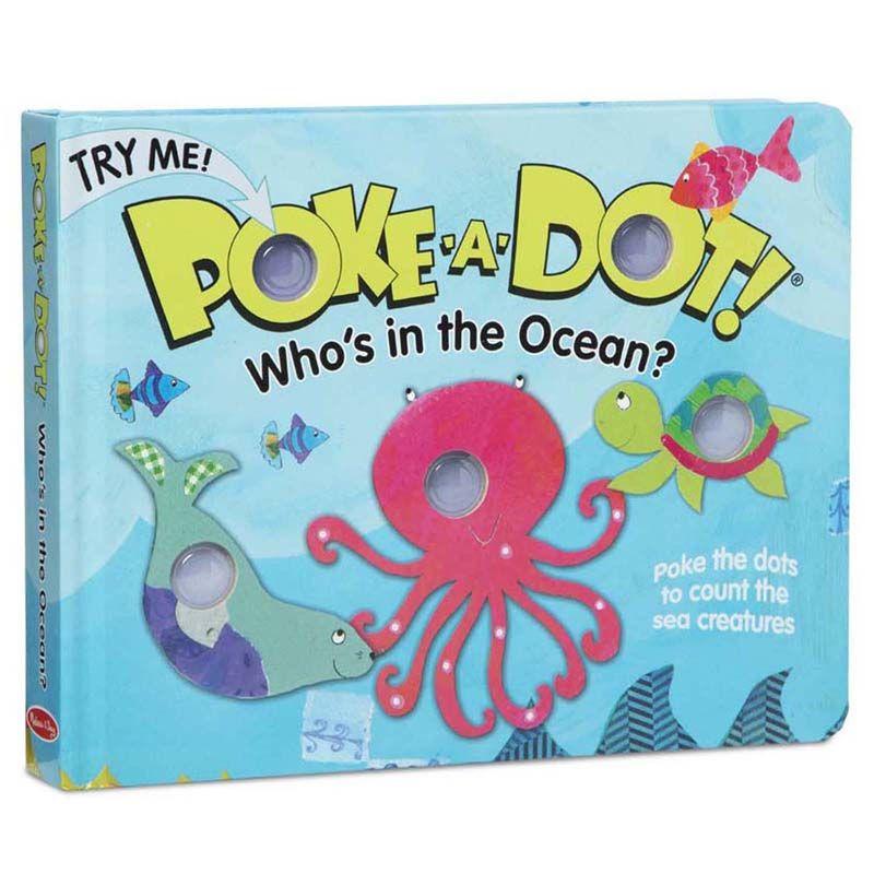 Poke A Dot Who's In The Ocean?