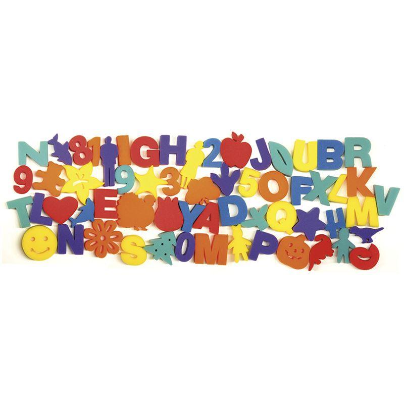Paint Sponges Assortment 60 Pcs
