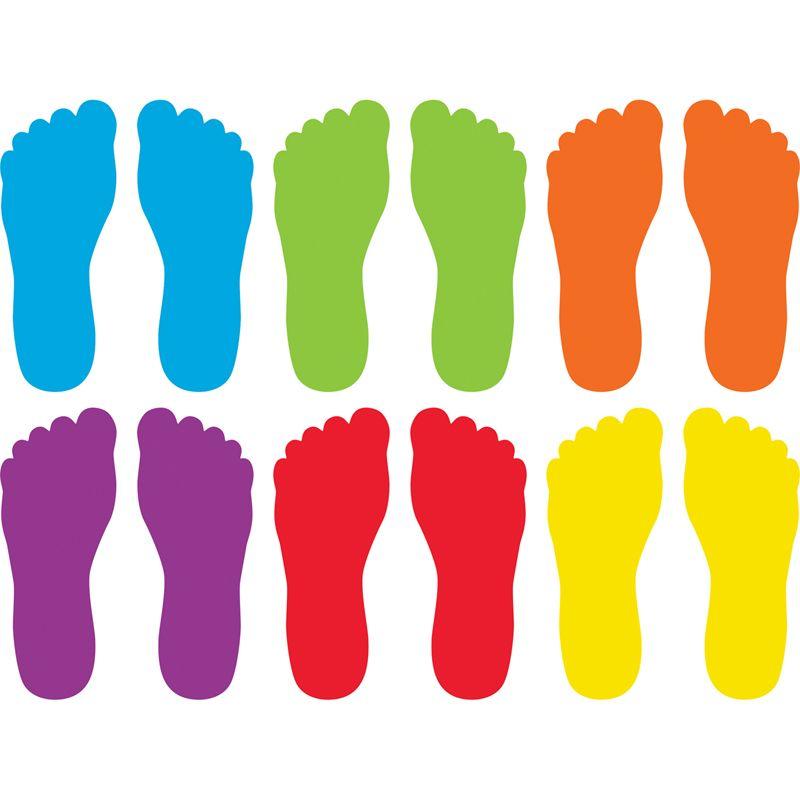 Spot On Footprints Carpet Markers