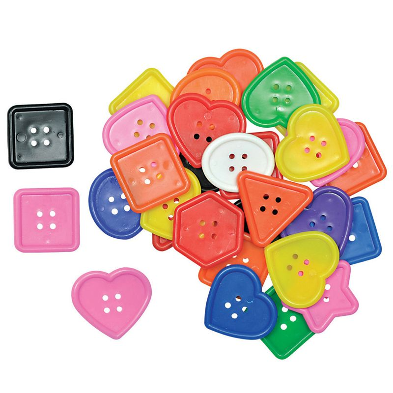 Really Big Buttons 60/Pkg