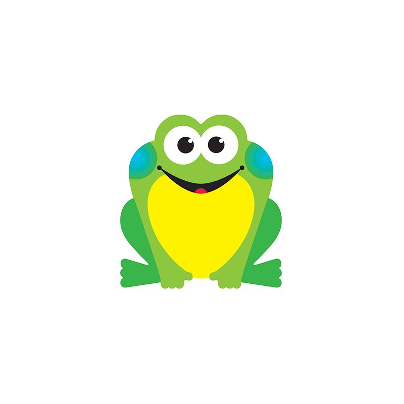Mini Accents Frog 36/Pk 3In