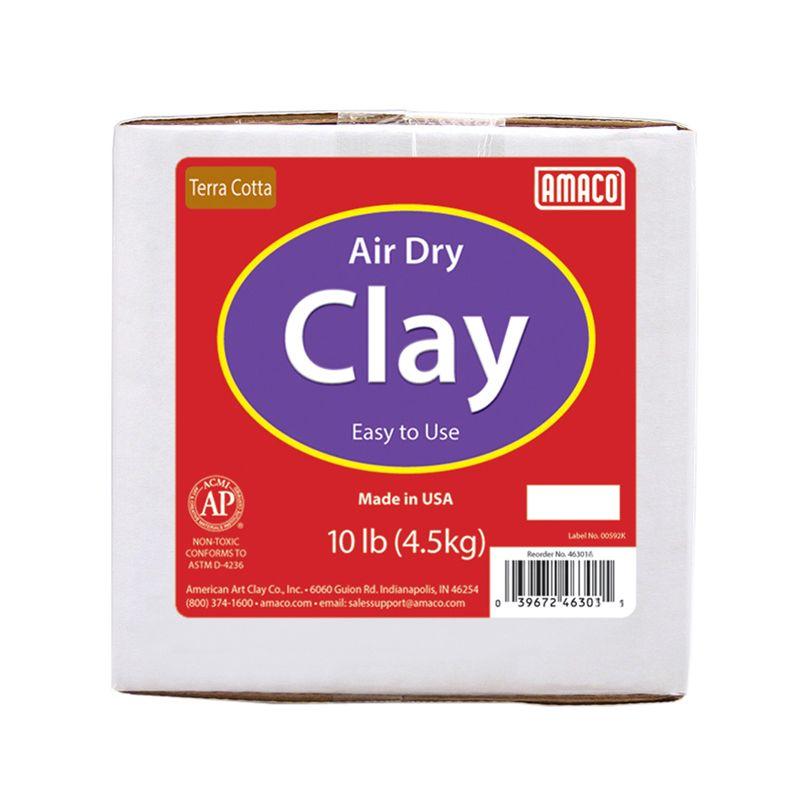 Terra Cotta Air Dry Clay