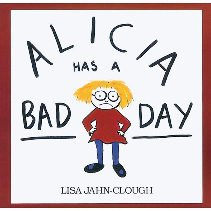 Alicia Has A Bad Day