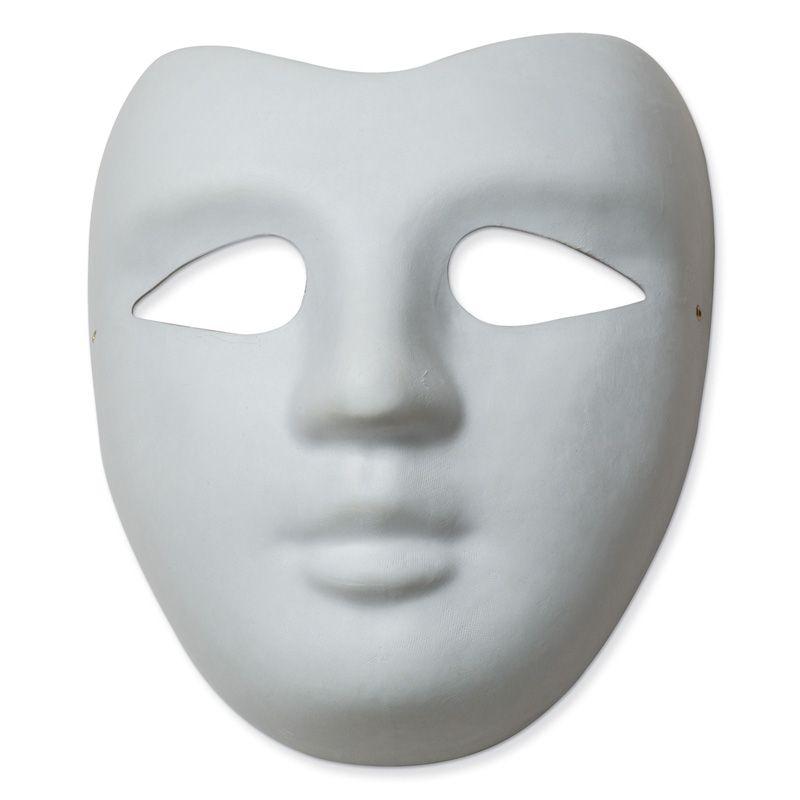 Paperboard Mask V Shaped Mask
