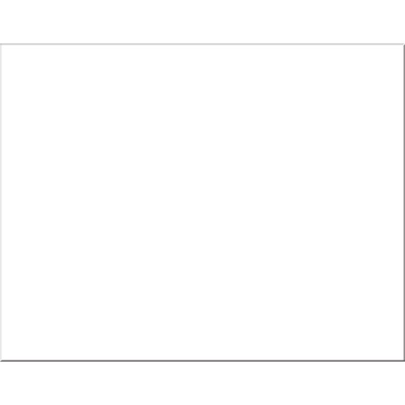 4 Ply Rr Poster Board 100Ct White