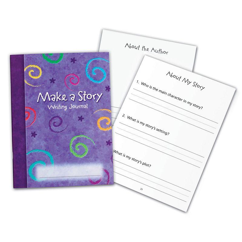 Make A Story Writing Journal 10/Set