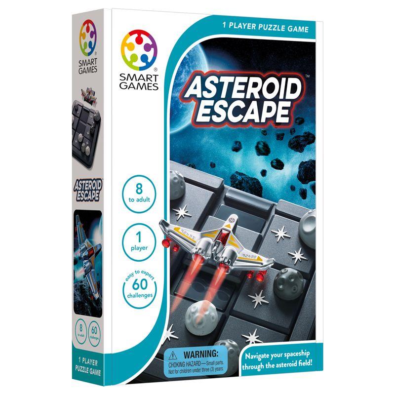 Asteroid Escape 60 Challenges