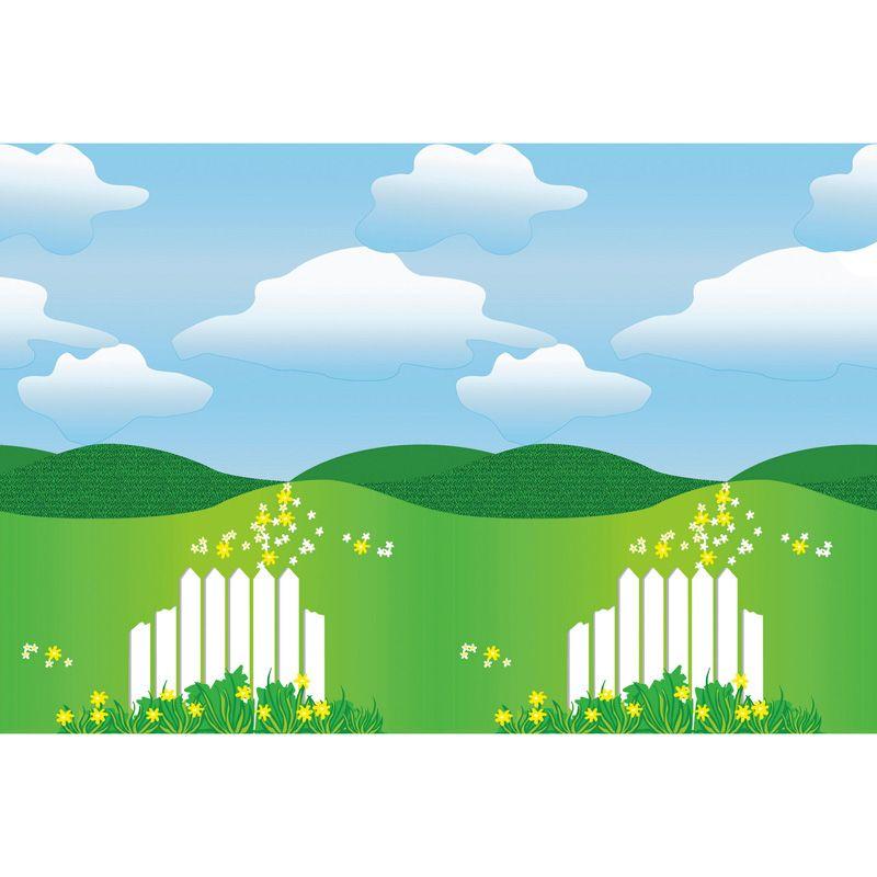 Fadeless 48X50 Roll Landscape