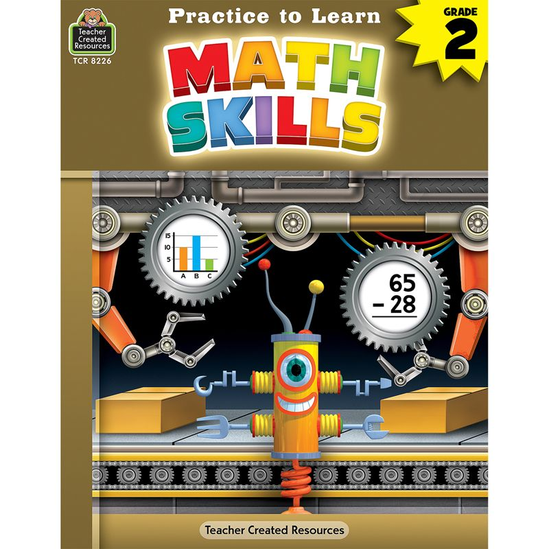 Practice To Learn Math Skills