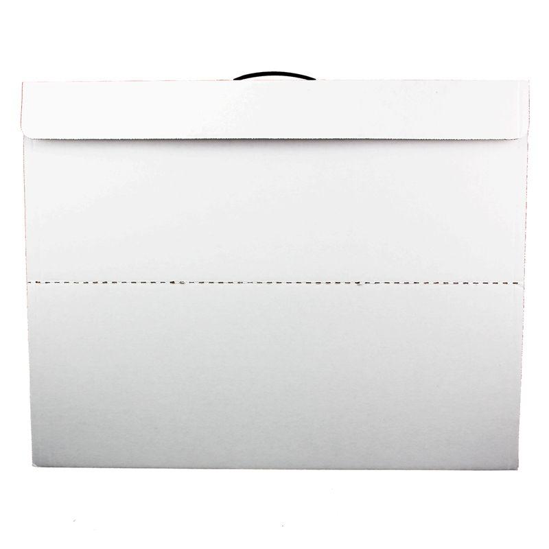 20x26 White Portfolio Case 10pk Retail