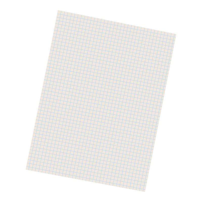 Grid Ruled Drwng Paper Wht 500 Shts