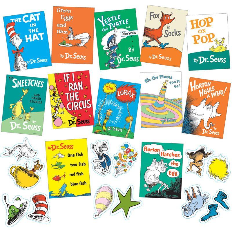 Seuss Books Mini Bb Set