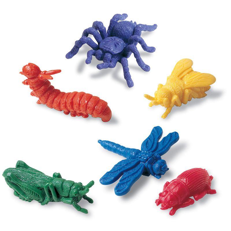 Counters Backyard Bugs 72-Pk