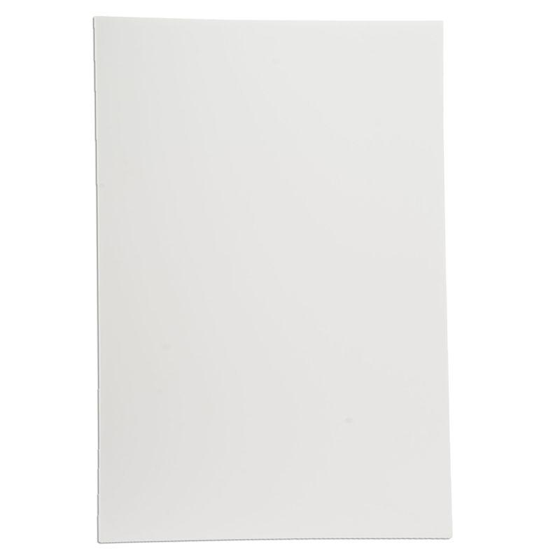 White Foam Board Retail 25pk