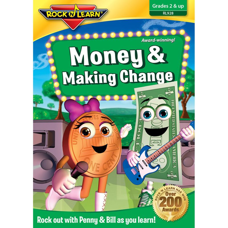 Money & Making Change Dvd