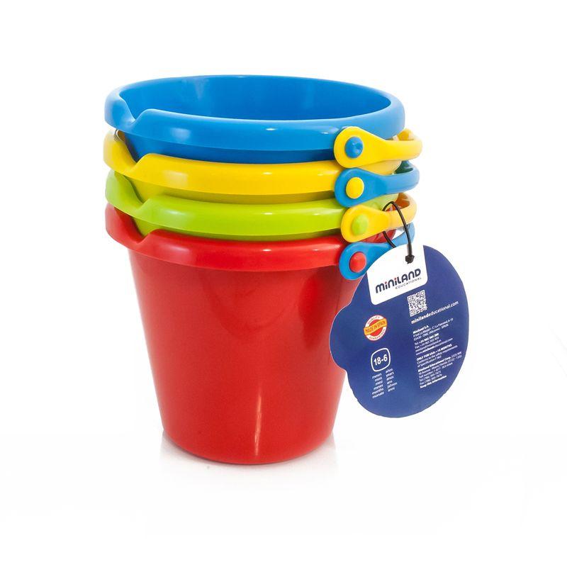 Buckets Set Of 4