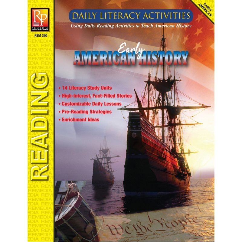 Daily Lit Early American History