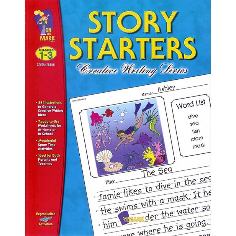 Story Starters Gr 1-3