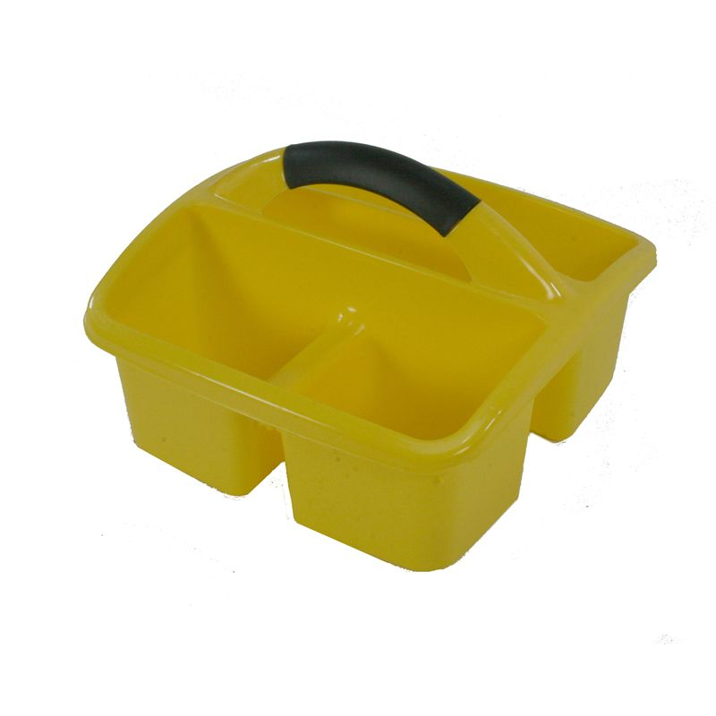 Deluxe Small Utility Caddy Yellow