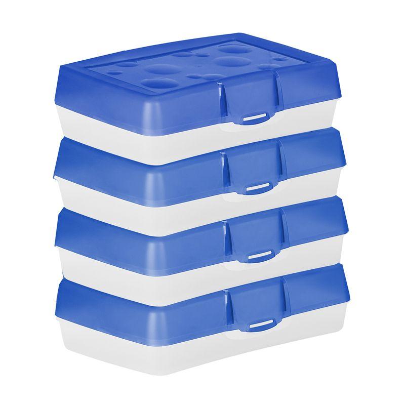 Pencil Case Blue