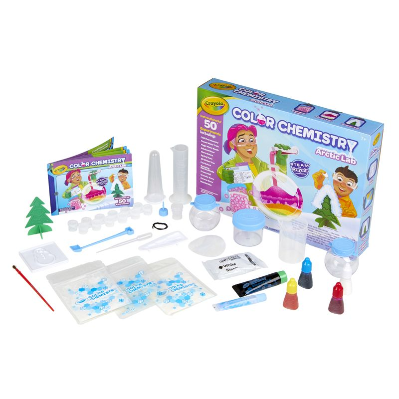 Crayola Color Chemistry Arctic Set