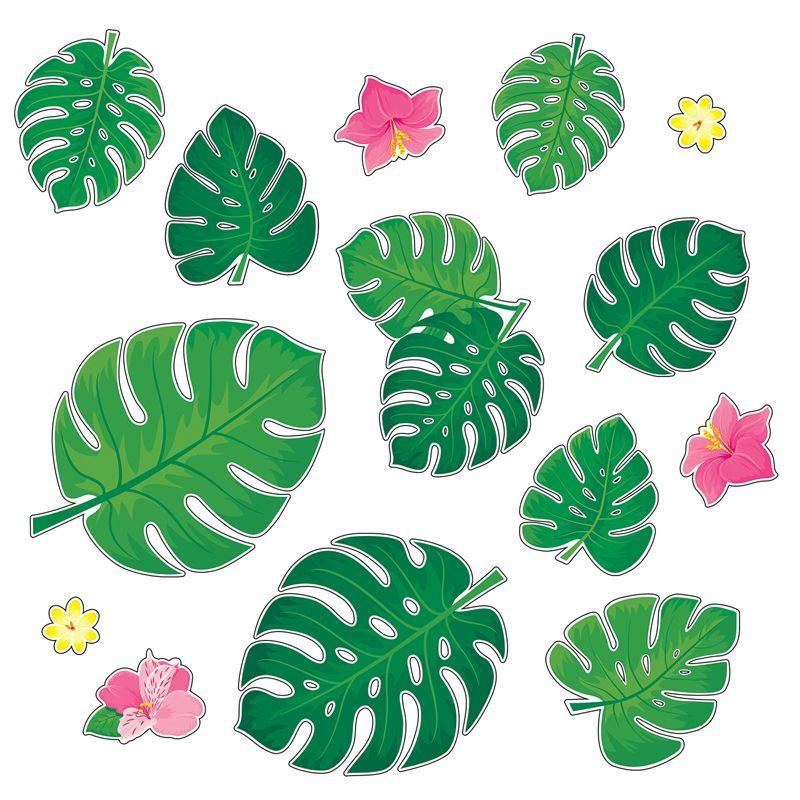 Palm Paradise Monstera Leaves Bb St