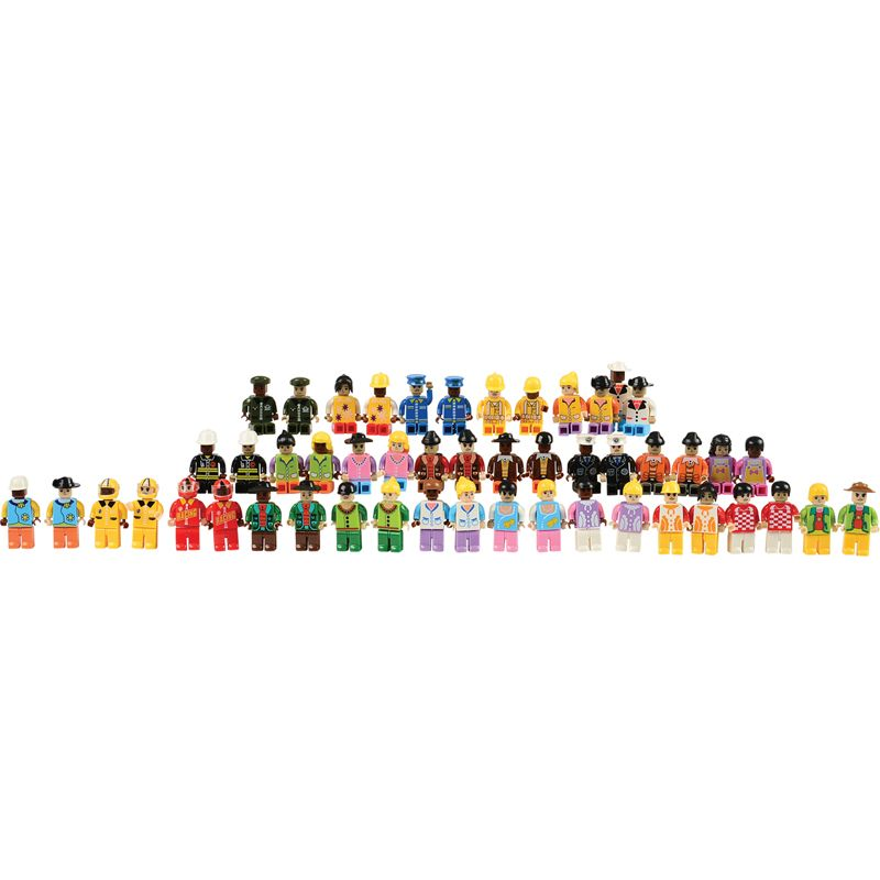 50 People For Standard Bricks