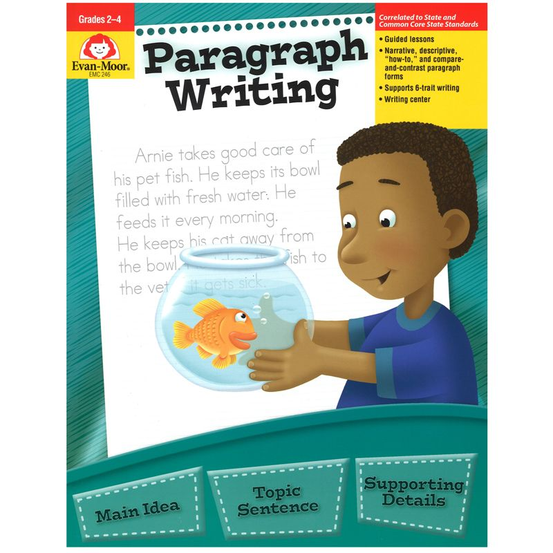 Paragraph Writing Gr 2-4