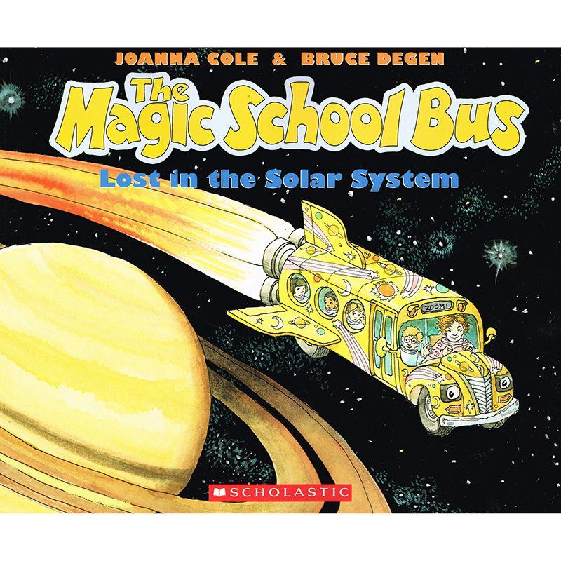 Magic School Bus Lost In Solar System
