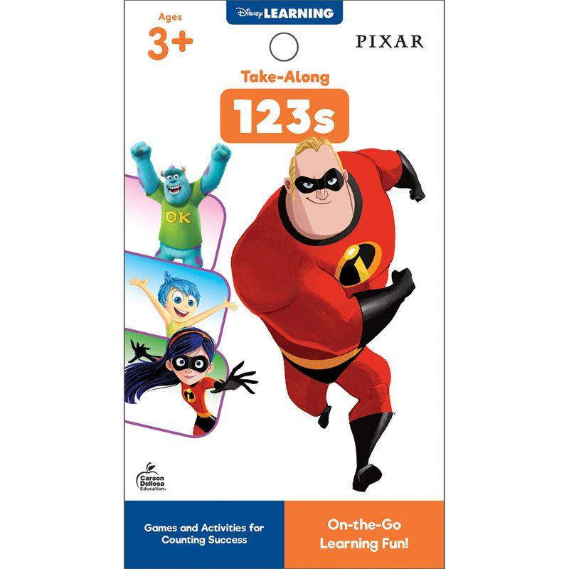 Pixar 123s My Take-along Tablet