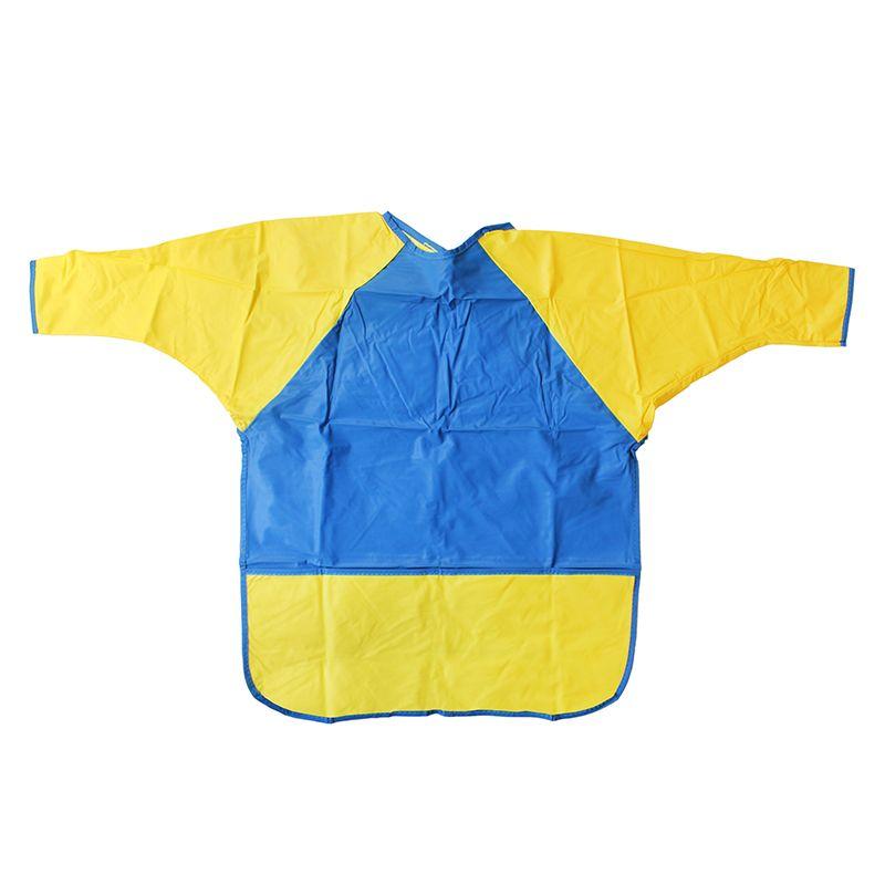 Kinder Smocks Long Sleeves Ages 6-8 W/ Pocket