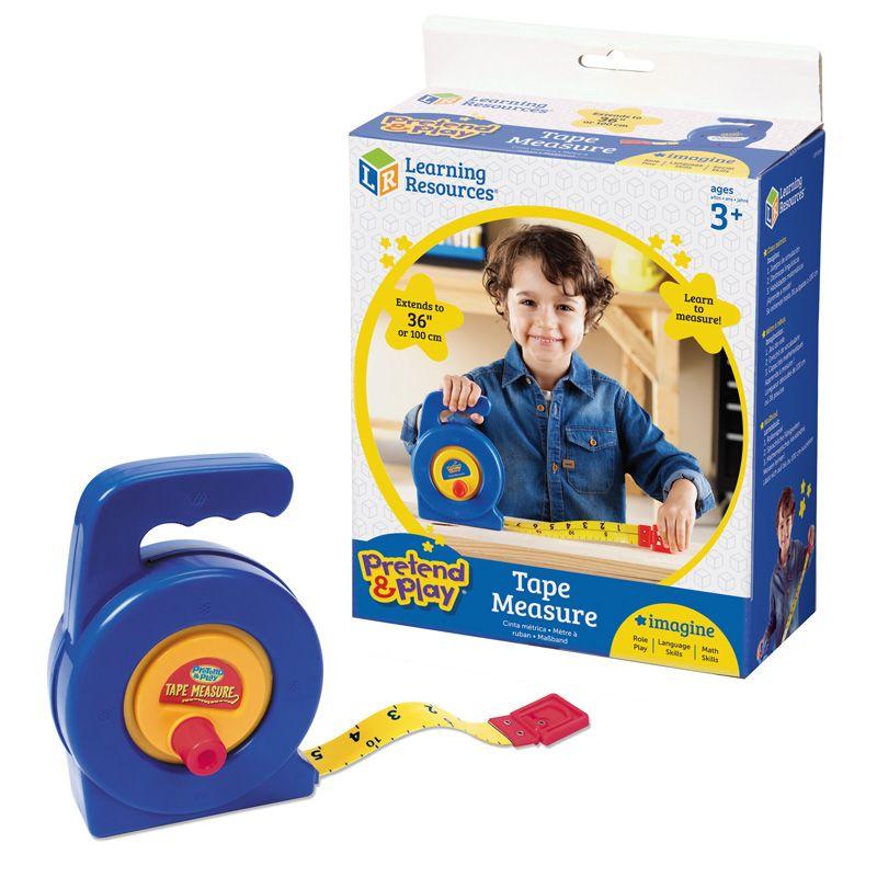 Pretend & Play Tape Measure