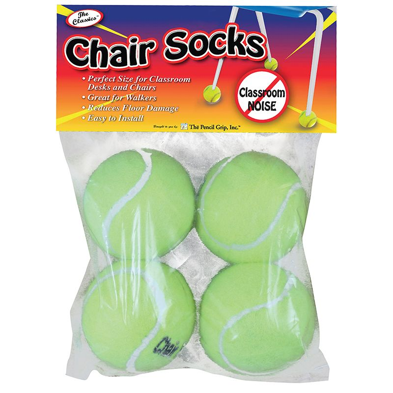 Chair Socks 36 - 4/Pk 144 Total