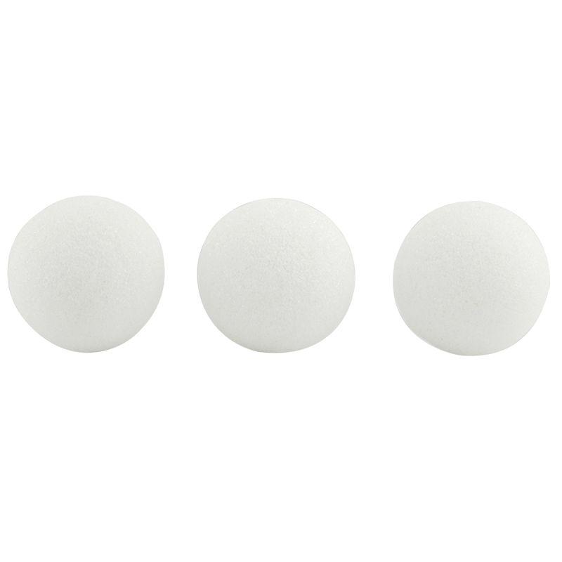 4In Styrofoam Balls 36 Pieces