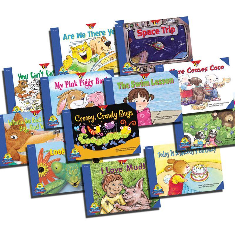 Reading For Fluency Readers Set 1 Variety Pk