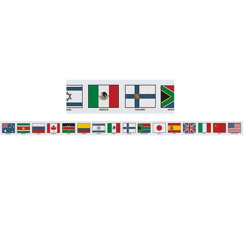 Border Flags Of Nations