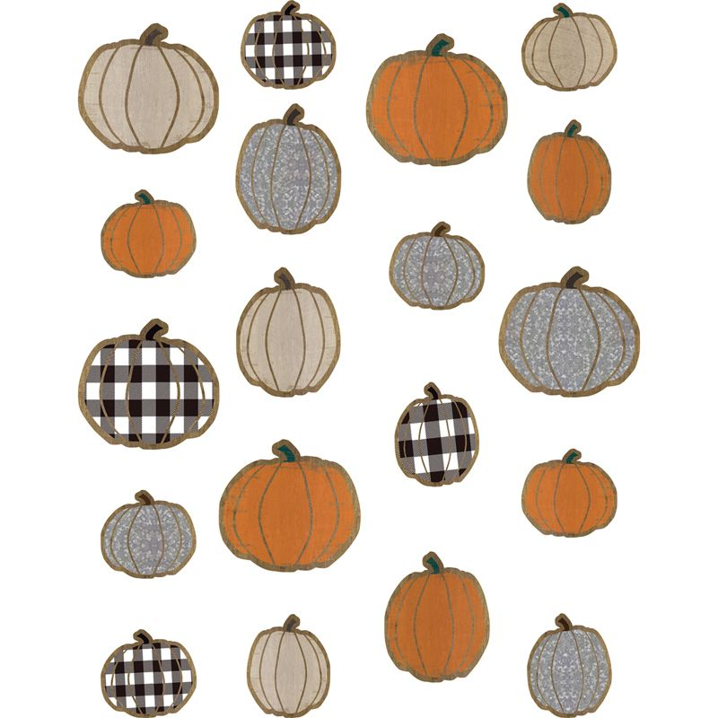 Pumpkins Accents Assorted Sizes Home Sweet Classroom