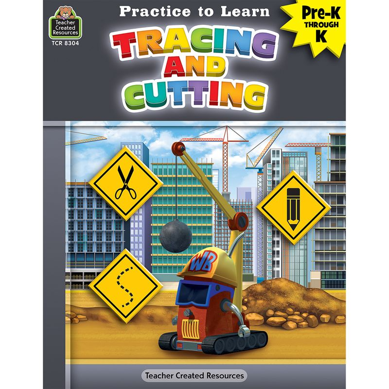 Pract To Learn Cutting And Tracing