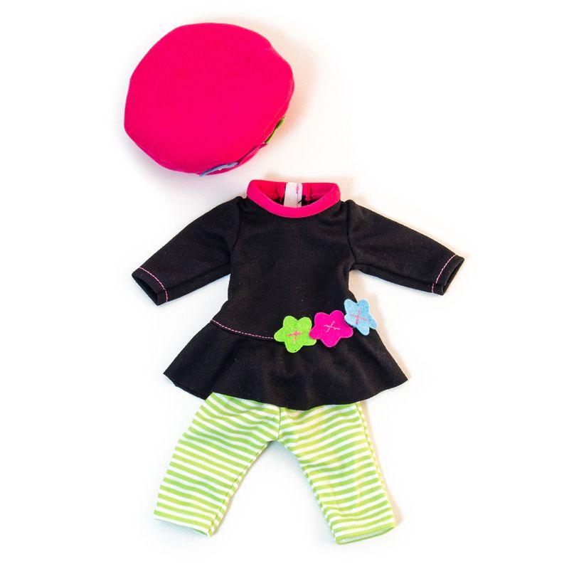 Doll Clothes Cold Weather Leggings/ Cap Set