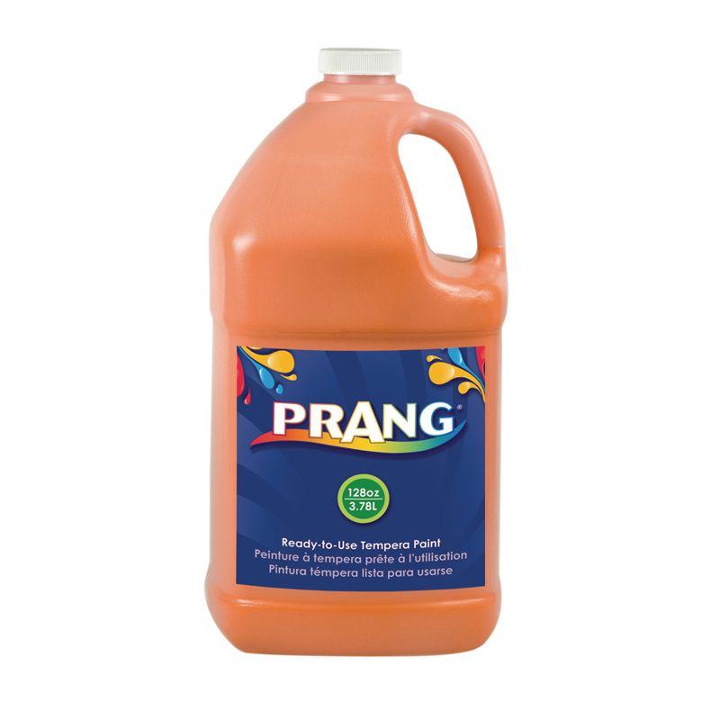 Ready To Use Tempera Gallon Orange