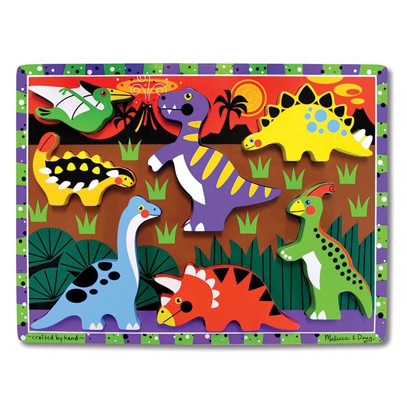 Dinosaur Chunky Puzzle
