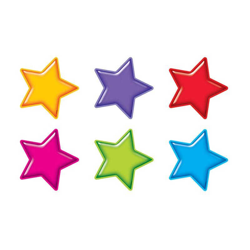 Gumdrop Stars Accents Standard Size Variety Pack