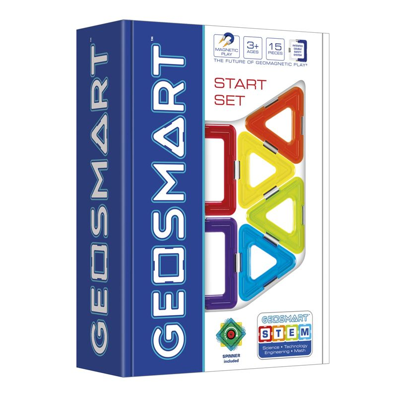 Geosmart Start Set 15 Pcs
