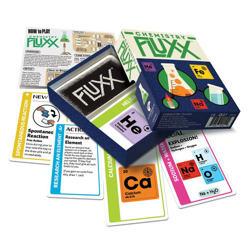 Chemistry Fluxx