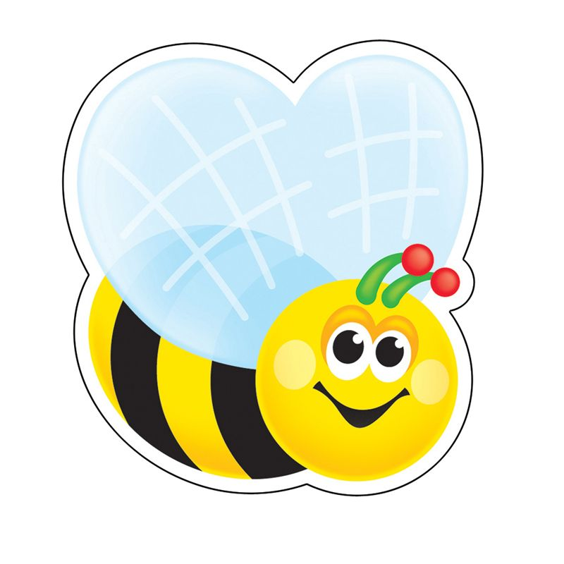 Mini Accents Bee 36/Pk 3In