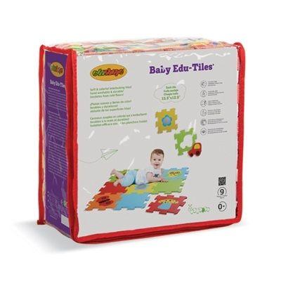 Baby Edu Tiles – 9 Pcs